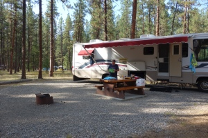 Campsite #108